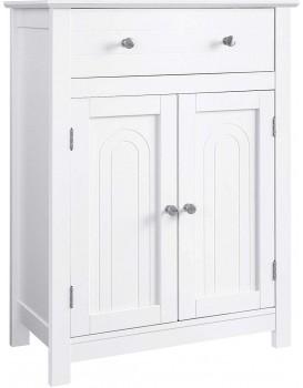 Koupelnová skříňka Bree 60x80x30 cm bílá