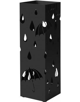Stojan na deštníky Rana černý