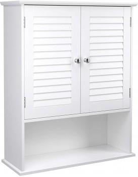 Koupelnová skříňka VASAGLE Walla bílá