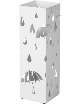 Stojan na deštníky Rana bílý