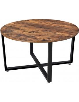 Kulatý stolek VASAGLE MINA