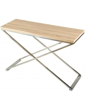 Konzolový stůl Cinker hnědý