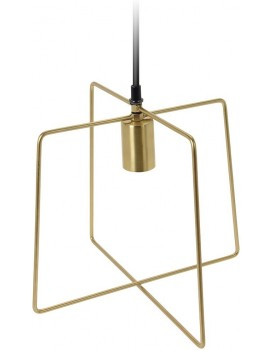 Lustr FION zlatý