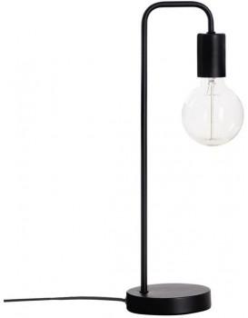 Stolní lampa Keli černá 45 cm