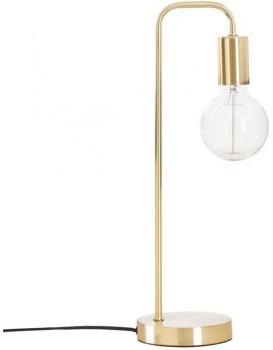 Stolní lampa KELI zlatá