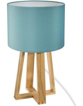 Noční lampa Molu modrá 34,5 cm