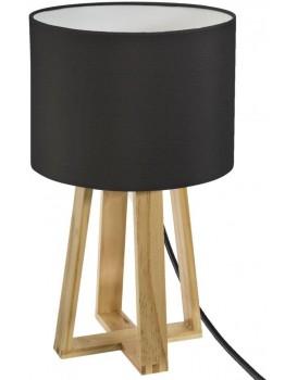 Noční lampa Molu černá 34,5 cm