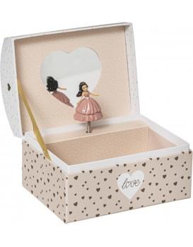 Hrací skříňka Princess