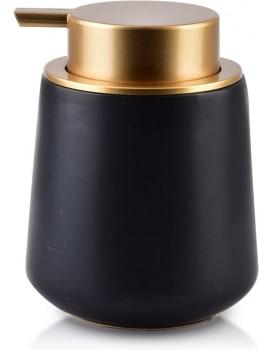 Dávkovač mýdla 300 ml Gold Black