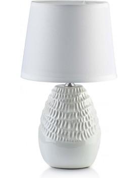 Noční lampa Luna bílá