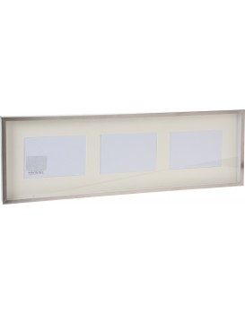 Nástěnný rámeček pro 3 fotografie 10 x 15 cm