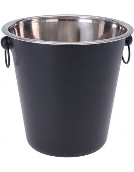 Chladič nápojů černý