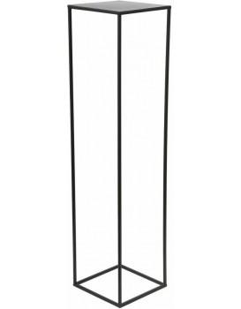 Stojan na květiny 100 cm- ČERNÝ