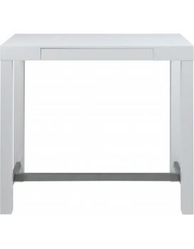 Barový stůl Nifa bílý