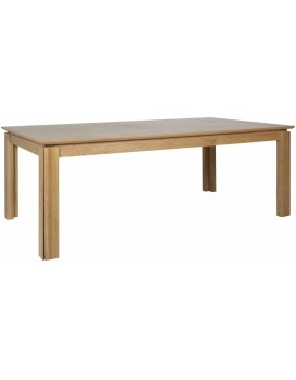 Jídelní stůl Ventura II 200x100 cm hnědý