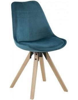 Jídelní židle Dema zelená