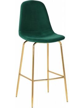 Barová židle Scandinavia zelená