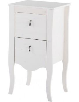 Koupelnová skříňka nízká Elizabet bílá