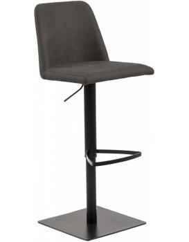 Barová židle Avanja šedá