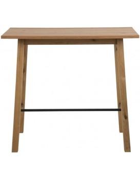 Barový stůl Chara divoký dub