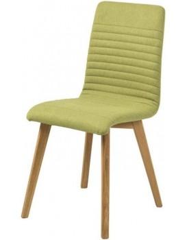 Jídelní židle Amosa zelená