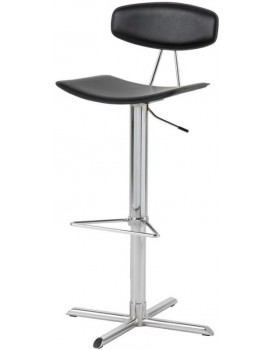 Barová židle Braise černá