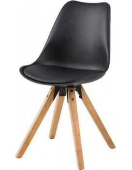 Jídelní židle Dima černá
