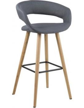 Barová židle Grace 98 šedá