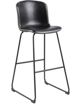 Barová židle Story černá