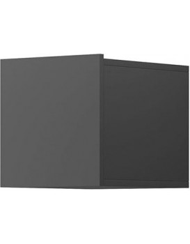 Nástěnná skříňka Moyo 30 cm šedá