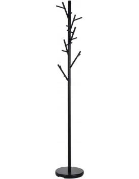 Věšák na oblečení Adrien černý