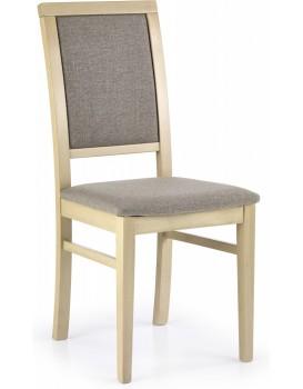 Jídelní židle Kely dub sonoma/béžová
