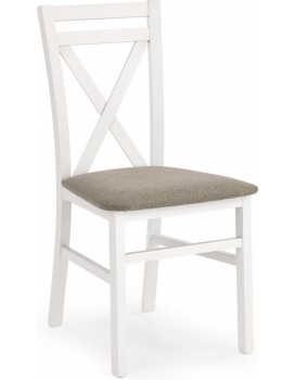 Jídelní židle Mariah bílá