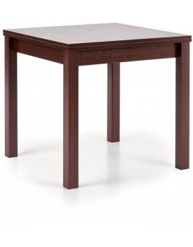 Rozkládací jídelní stůl Gracjan tmavý ořech