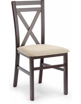Jídelní židle Mariah tmavý ořech