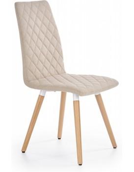 Jídelní židle Loon béžová