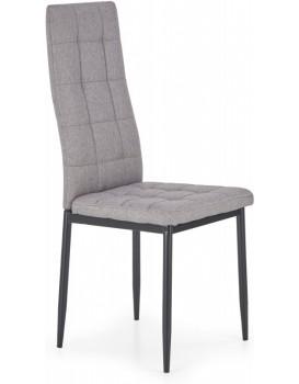 Jídelní židle Stanley šedá