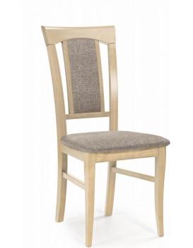 Jídelní židle Rado dub sonoma/hnědá