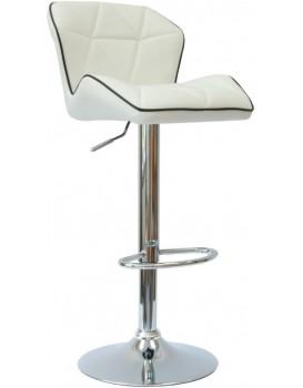 Barová židle Hoker Rossi - bílá