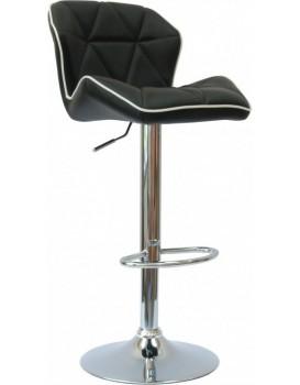 Barová židle Hoker Rossi - černá