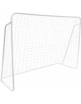Fotbalová branka 213x152 cm bílá