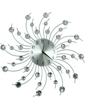 Designové nástěnné hodiny  Cristal Cloud - 50 cm
