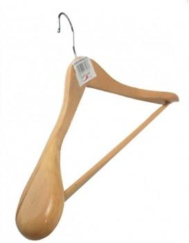 Dřevěné ramínko