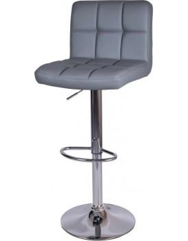 Barová židle Arako - šedivá