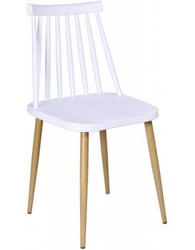 Židle KENDO bílá