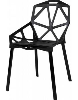Židle VECTOR černá