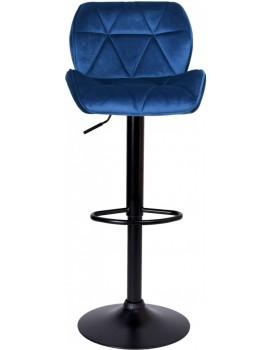 Barová židle Hoker GRAPPO námořnická modř