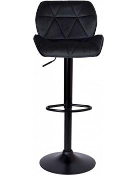 Barová židle Hoker GRAPPO černá