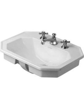 Keramické umyvadlo klasické DURAVIT 1930 SERIES  58x47 cm bílé 0476580000