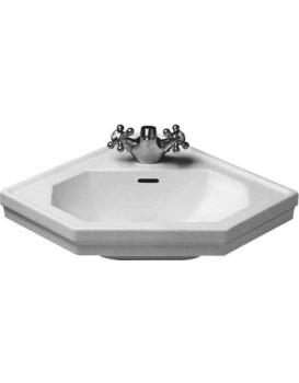 Keramické umyvadlo klasické DURAVIT 1930 SERIES 60x45 cm bílé 0793420000